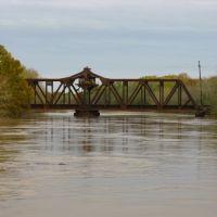 Railroad Bridge Judsonia Arkansas, Кенсетт