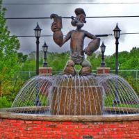 Popeye Fountain, Киблер