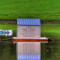 Little House on the Water, Киблер