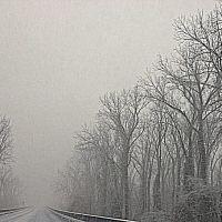 SNOWSTORM ON LOCK AND DAM 13, Киблер
