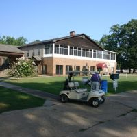 Club House-Prairie C C, Crossett,Arkansas, Кроссетт