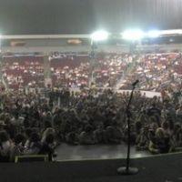 Miranda Lamberts stage at Alltel Arena, Литтл-Рок