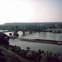View of the Arkansas River from the Excelsior, Литтл-Рок