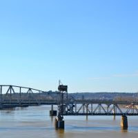 Railroad bridge, Литтл-Рок