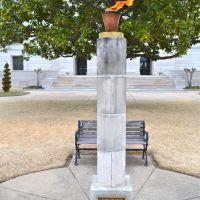 Eternal Flame of Freedom Memorial, Литтл-Рок