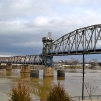 Old Railroad Bridge, Литтл-Рок