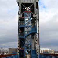 Old Railroad Bridge Tower, Литтл-Рок