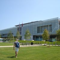 Clinton Presidential Library, Литтл-Рок