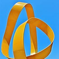 Sculpture in Julius Breckling Riverfront Park, Литтл-Рок