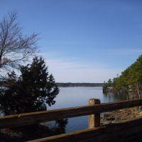 Lake Ouachita From Mt. Harbor, Мак-Каскилл
