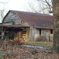 Old Barn At Sunset, Мак-Каскилл