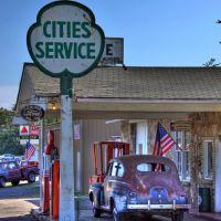 Cities Service Gas Station, Мак-Каскилл