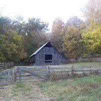 Old barn, Марион