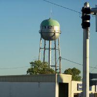 Mountain Home Water Tower. Arkansas, Маунтайн-Хоум