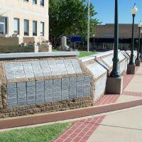 Veterans Memorial Wall, Маунтайн-Хоум