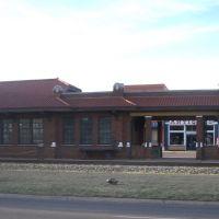 The Mena Train Depot., Мена