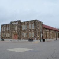 National Guard Armory (Historic), Мена