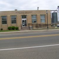 US Post Office- Nashville AR, Нэшвилл