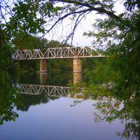 Albany Train Bridge, Олбани
