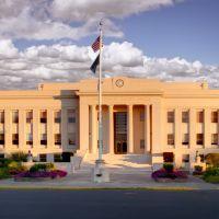 Linn County Courthouse, Олбани