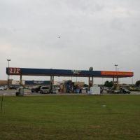 Pocahontas, Gas Station, Покахонтас