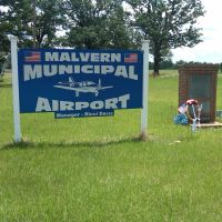 Malvern Municipal Airport, Рокпорт