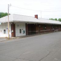 Missouri- Pacific Railroad Depot- Malvern AR, Рокпорт