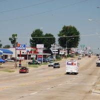 State Line Rd in Texarkana, TX/AR, Росстон