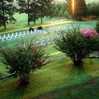 Subiaco Abbey Cemetery, Сабиако
