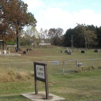 St. Marys Cemetery, Fort Chaffee, Ark., Сентрал-Сити