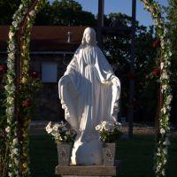 Sacred Heart of Mary Catholic Church, Сентрал-Сити