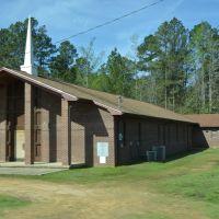Leas Ridge Baptist Church, Смаковер