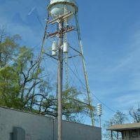 Hampton, AR water tower, Смаковер
