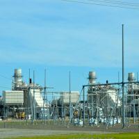 Union Power Plant, Смаковер