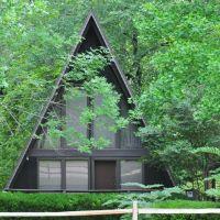 A-framed house, Смаковер