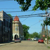 Downtown Fordyce, Смаковер