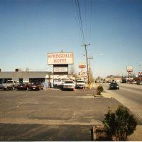 Springdale Motel, Спрингдал