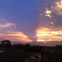 Tornado near Springdale, AR, Спрингдал