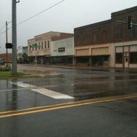 Downtown Ashdown, Arkansas, Толлетт