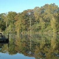 Mountain Fork River, Beavers Bend State Park, Oklahoma -- rickus123, Толлетт