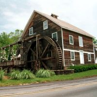 Inn At the Mill, Johnsons Grist Mill, Тонтитаун