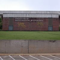 Graduate Education Building (frontside), Фейеттевилл