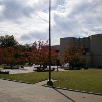Arkansas Union Mall, Фейеттевилл