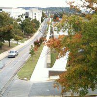 Dickson Street (University of Arkansas), Фейеттевилл
