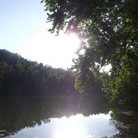 Lake Lucille, Фейеттевилл