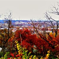 Beautiful Fayetteville in the Fall, Фейеттевилл