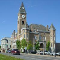 Second Courthouse in Washington County Arkansas, Фейеттевилл