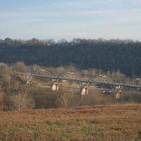 Cotter Bridge, Флиппин