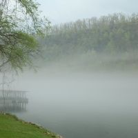 Morning Fog on the White River, Флиппин