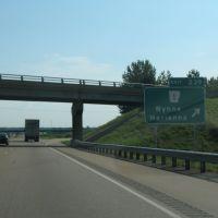Wynne exit, Форрест-Сити